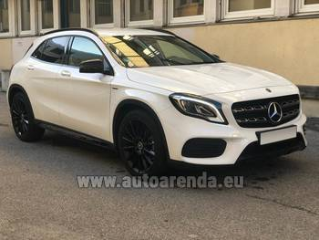 Аренда автомобиля Mercedes-Benz GLA 200 в Тулузе