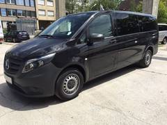 Автомобиль Mercedes-Benz VITO Tourer, 9 мест для аренды в Нанте