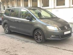арендовать Volkswagen Sharan 4motion во Франции